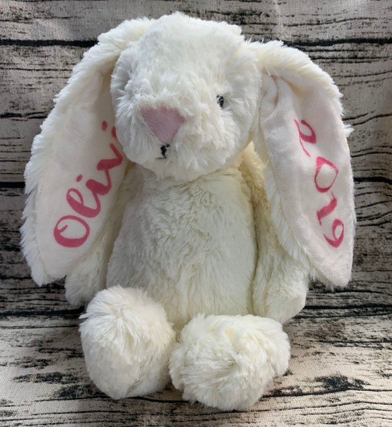 Sublimation Printing Easter Bunny
