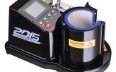 Yescom Automatic Pneumatic Mug Press Side Image