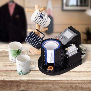 Yescom Automatic Pneumatic Mug Press Mockup