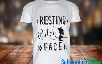 Sublimated Tshirt Mockup